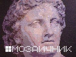 Как уложить мозаику из смальты
