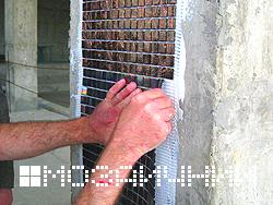 Техника укладки мозаики