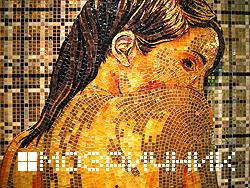 Панно из мозаики своими руками