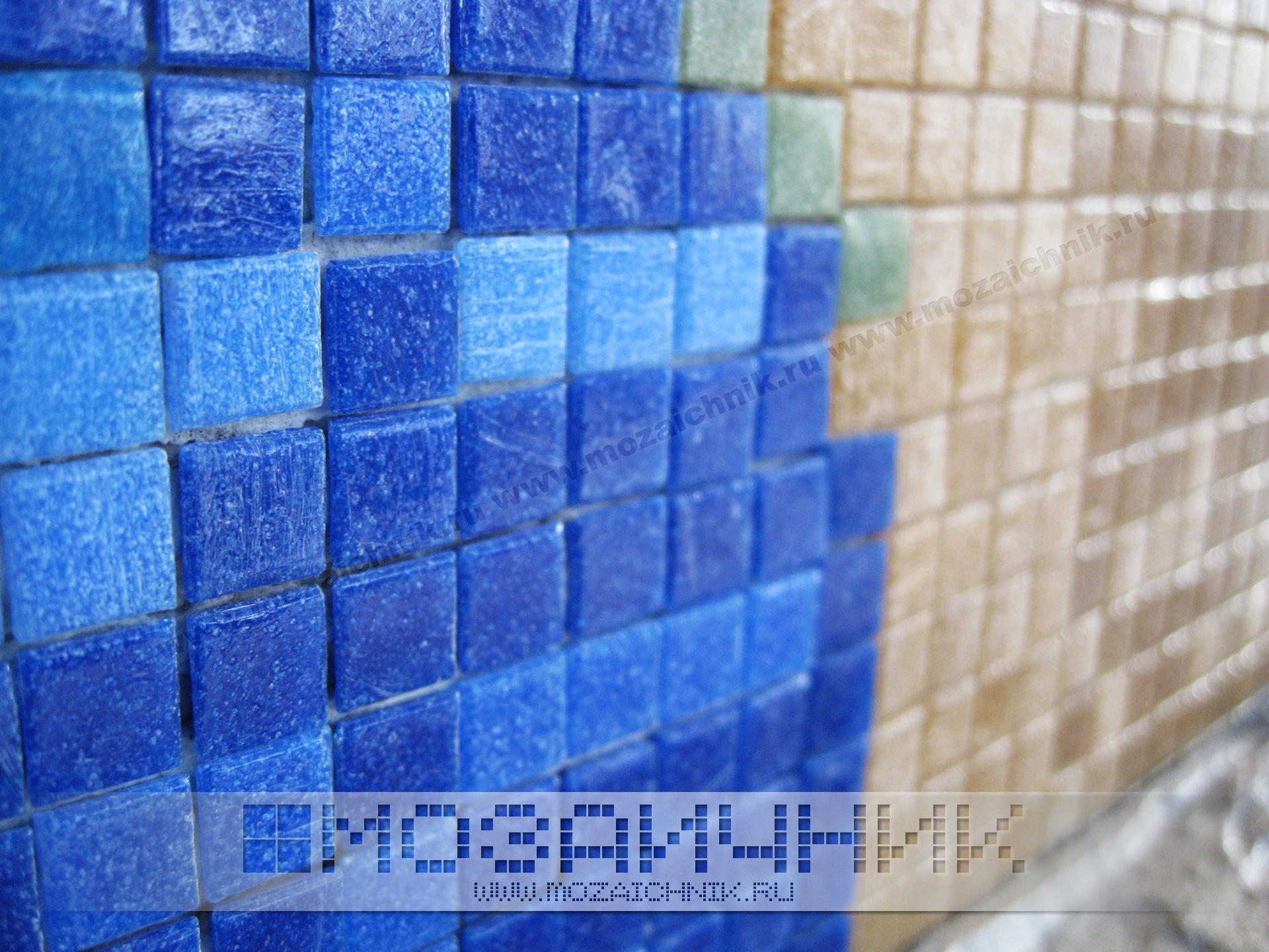 Толщина мозаики