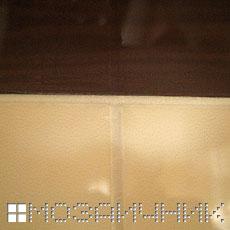 Расшивка мозаики на фартуке
