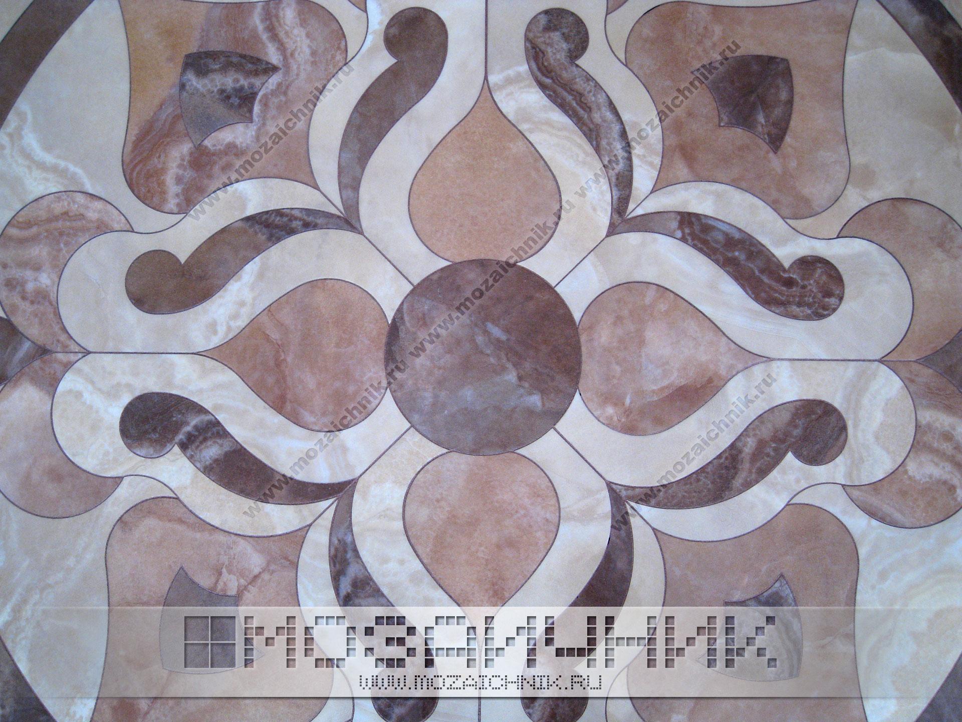 Декоративная мозаика
