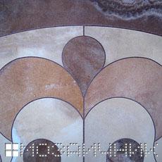 Колеровка эпоксидной затирки в цвет плитки