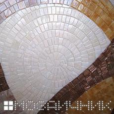 Чистота укладки зависит от уровня мастера мозаичиста фото