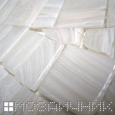Белая мозаика фото