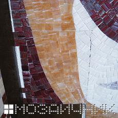 Добор мозаичного панно фото