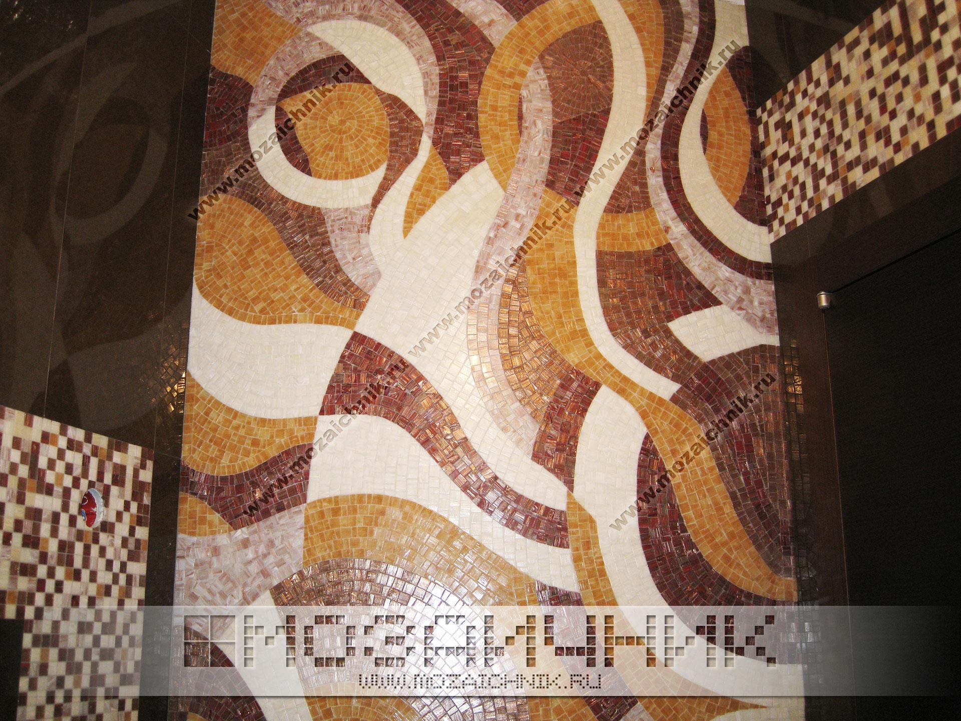 Мозаика красивая