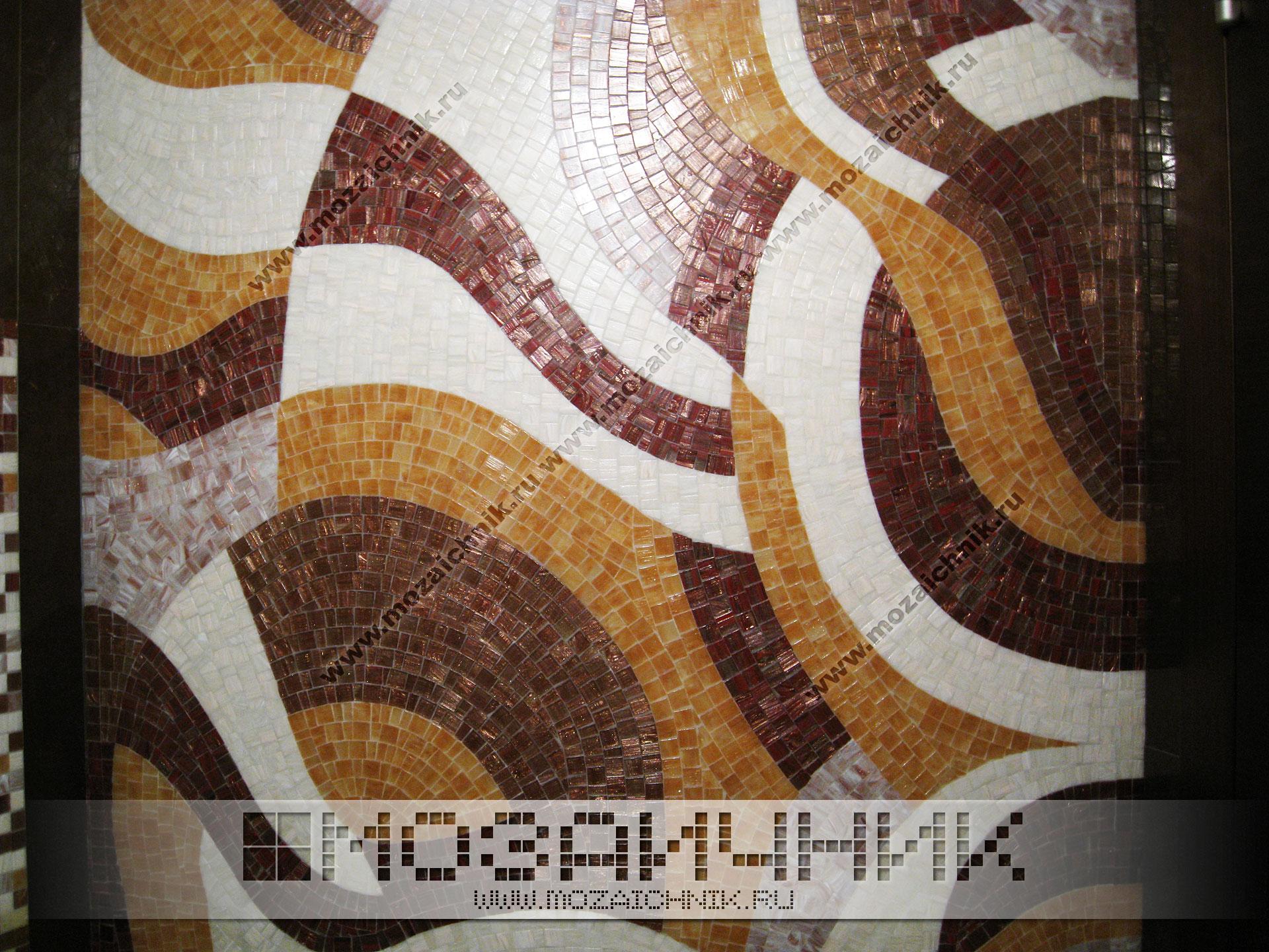 Мозаика в дизайне