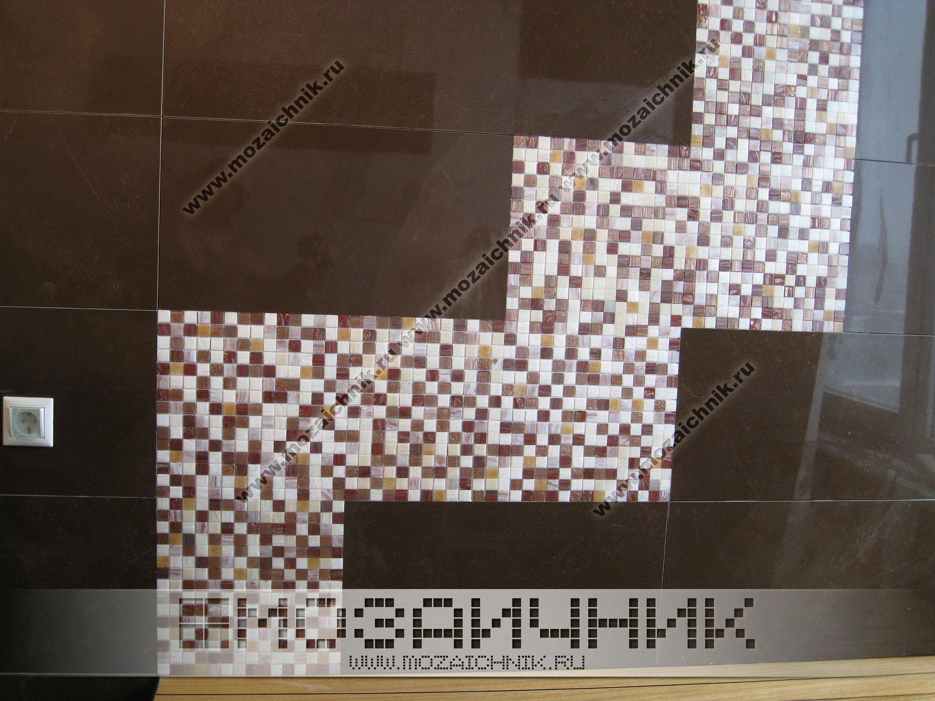 Мозаика тетрис