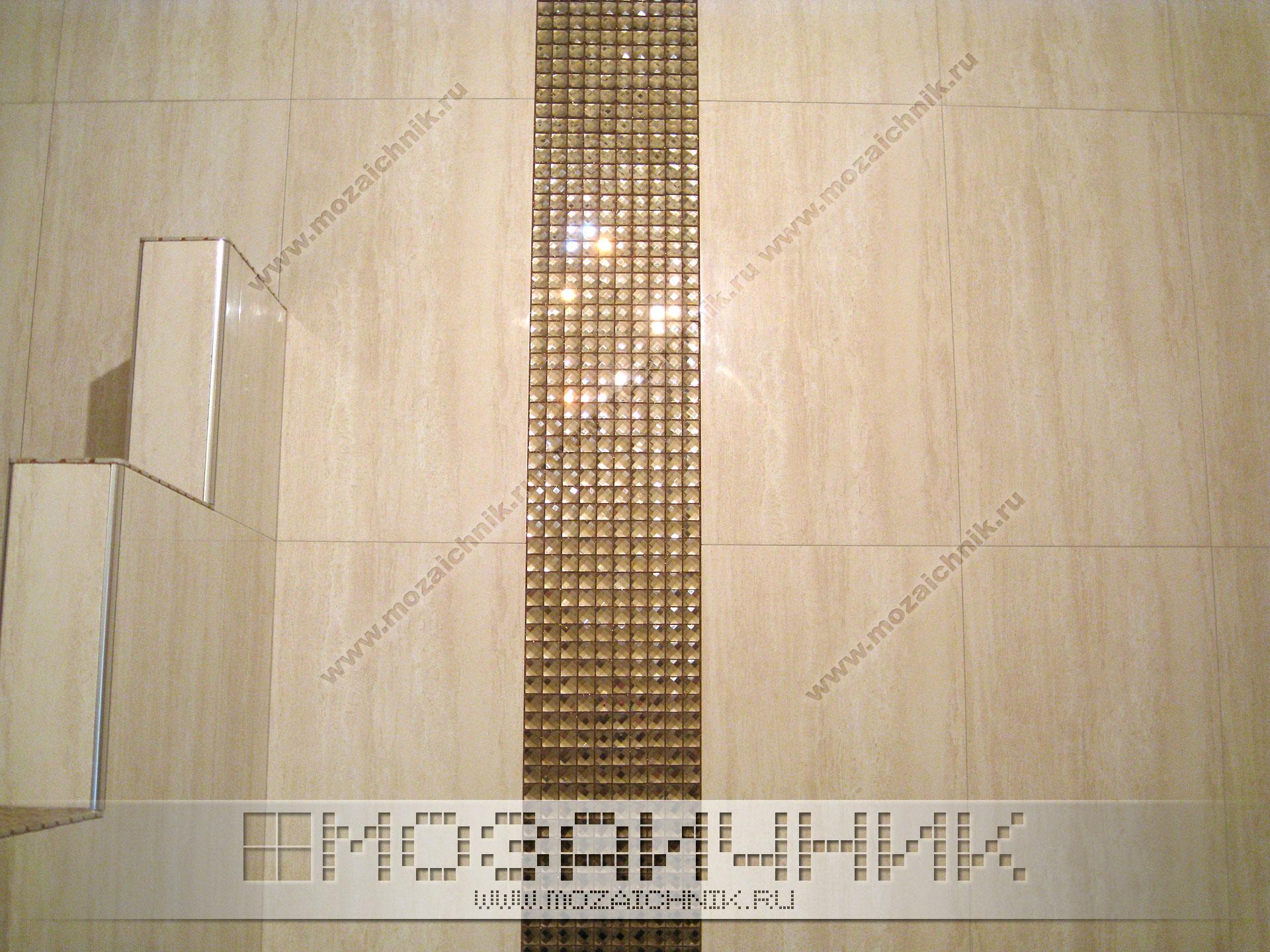 Настенная плитка мозаика