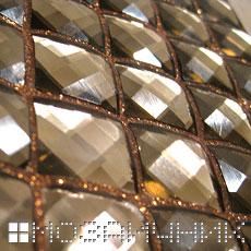 Декор из мозаики фото