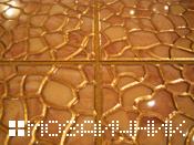 золотая затирка плитка
