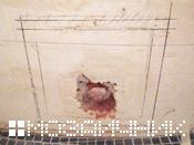 демонтаж основания люк