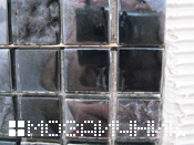 подрезка швов мозаики