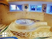 ванна художественный стиль