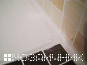 наращивание ванны затиркой