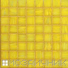 желтая мозаика с затиркой фото