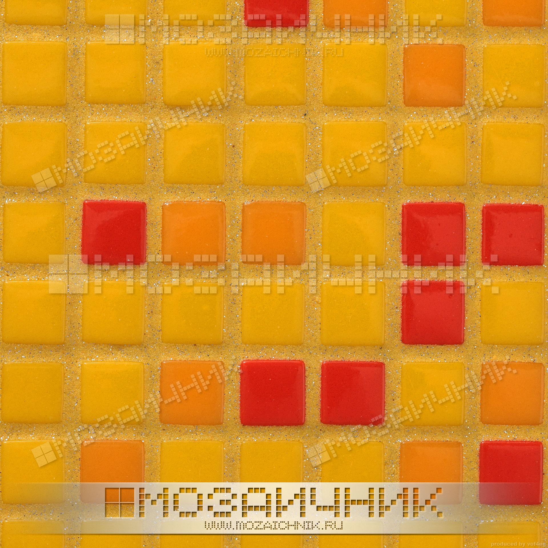 Испанская мозаика