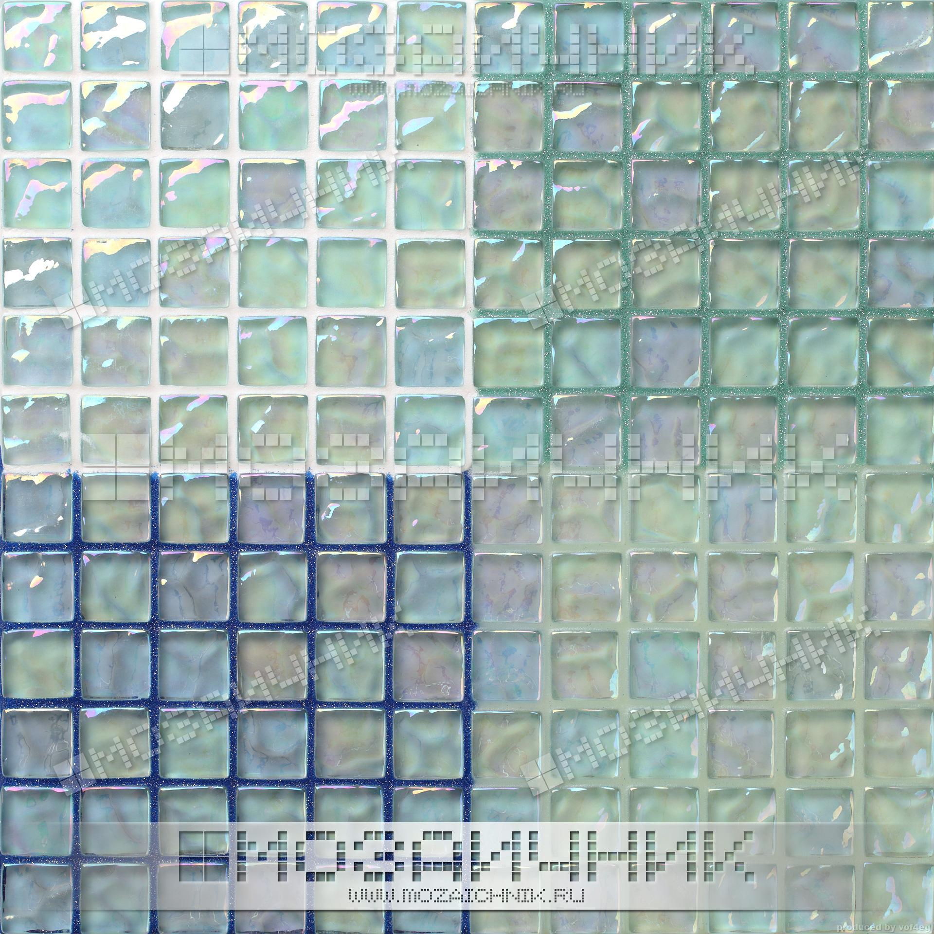 Отделка бассейнов мозаикой
