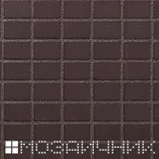 Темно коричневая эпоксидная затирка с добавлением серебра фото