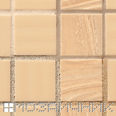 Керамическая мозаика FAP, разные эпоксидные затирки имеют разную фактуру фото