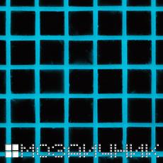 Чем светлее затирка тем ярче свечение, самое яркое свечение в стеклянной затирке фото