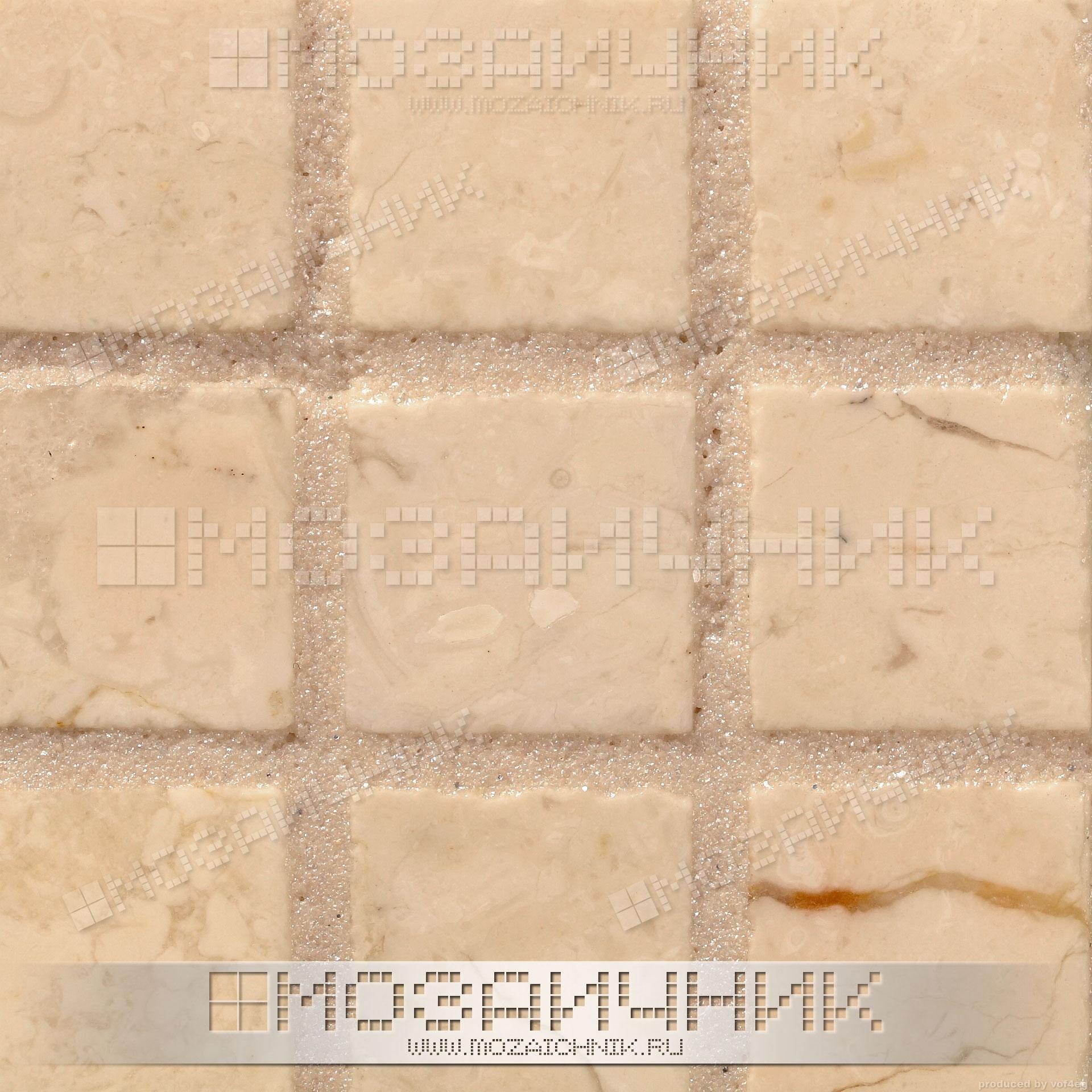 Мозаика из смолы