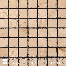 Черная эпоксидная затирка для мраморной мозаики фото
