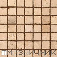 Темно коричневая эпоксидная затирка для мраморной мозаики фото