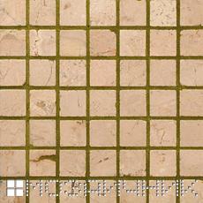Зеленовато-желтая эпоксидная затирка для мраморной мозаики фото