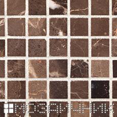 Белая эпоксидная затирка для мраморной мозаики фото