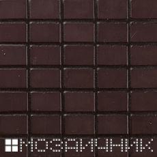 Каменная мозаика затерта черной эпоксидной затиркой затирка темнит мозаику фото