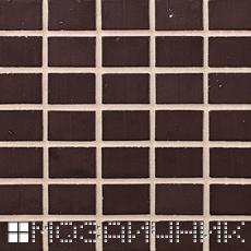 Каменная мозаика затерта кремовой эпоксидной затиркой фото