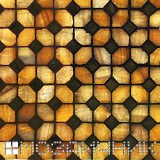 Мозаика из оникса с подсветкой фото