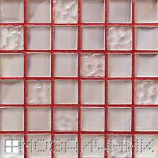 Затирка сильно влияет цвет мозаики фото