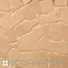 Затирка светлее общего тона каменной мозаики фото
