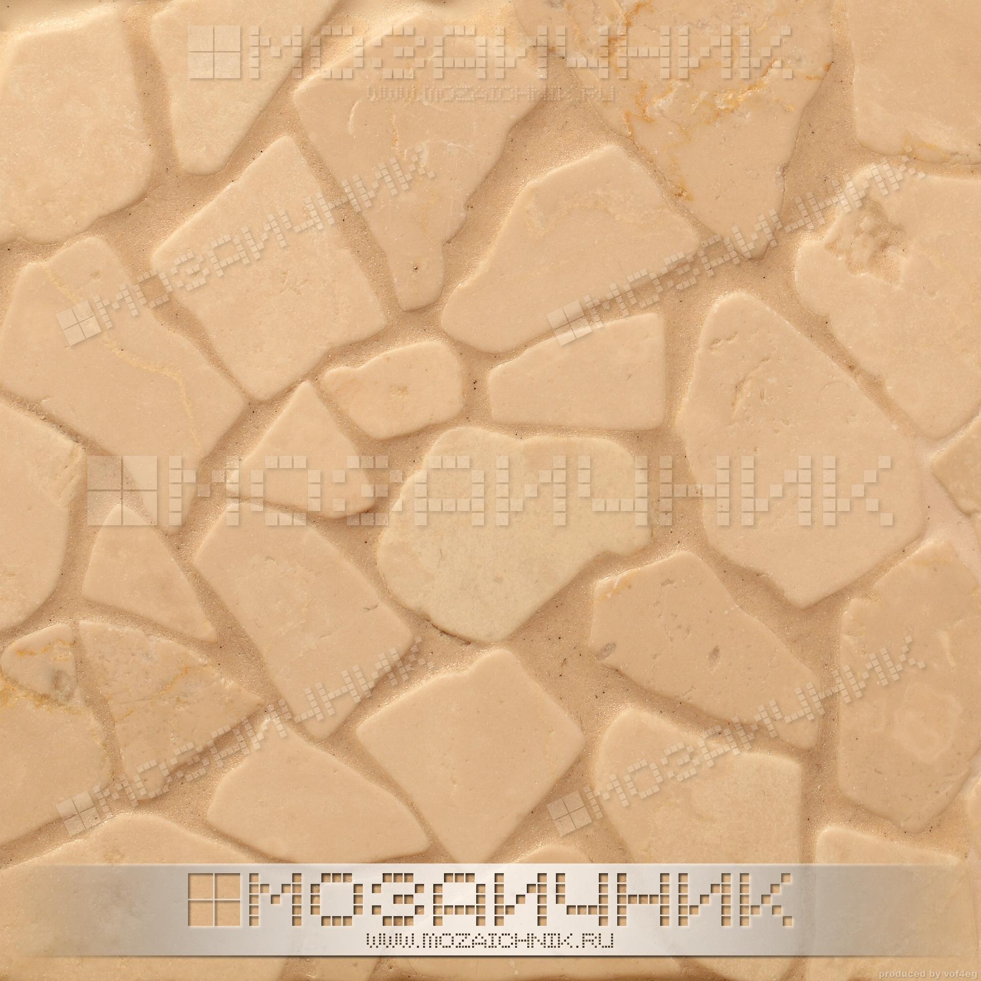 Карта мозаика